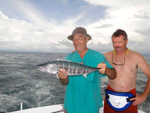 bonito coiba island fishing